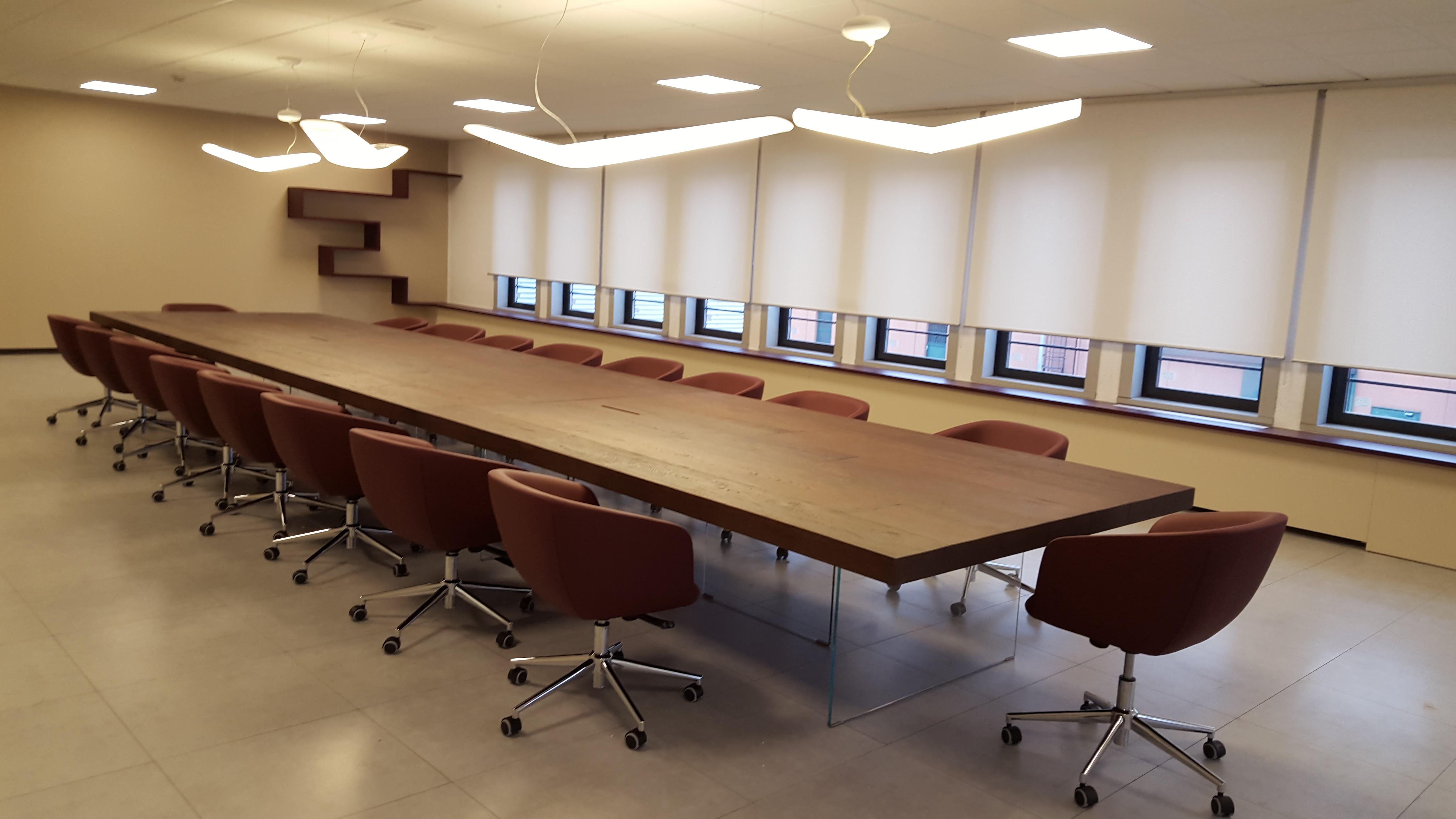 Id4u office with bar for Mav arreda milano