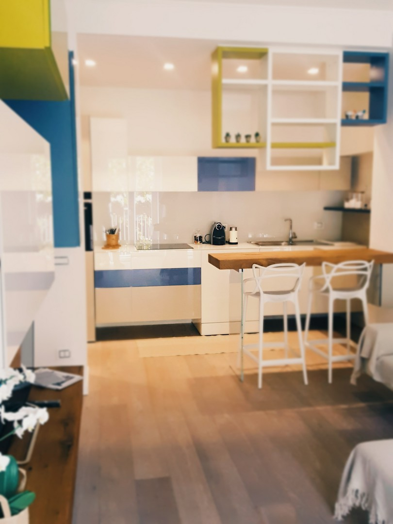Id4u kitchen openspace milan for Design 4 you